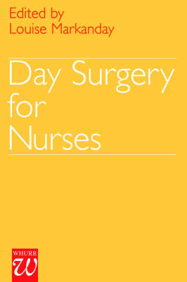 Day Surgery for Nurses (Paperback)