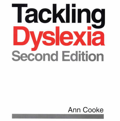 Tackling Dyslexia - Dyslexia Series (Whurr) (Paperback)
