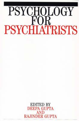 Psychology for Psychiatrists (Paperback)