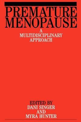 Premature Menopause (Paperback)