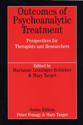 Outcomes of Longer-Term Psychoanalytic Treatment - Whurr Series In Psychoanalysis (Paperback)