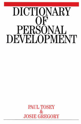 Dictionary of Personal Development (Paperback)