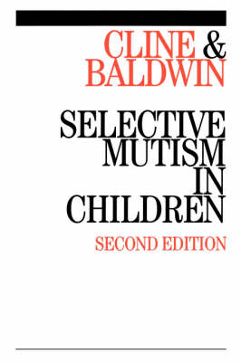 Selective Mutism in Children (Paperback)
