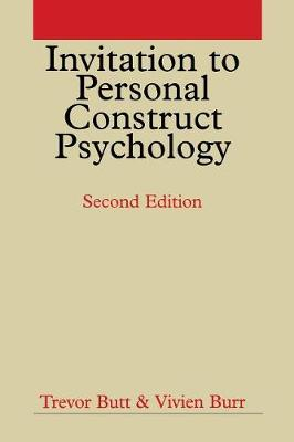 Invitation to Personal Construct Psychology (Paperback)