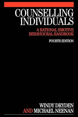 Counselling Individuals: A Rational Emotive Behavioural Handbook (Paperback)