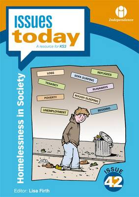Homelessness in Society - Issues Today Series 42 (Paperback)
