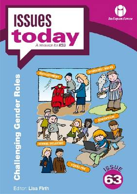 Challenging Gender Roles - Issues Today Series 63 (Paperback)