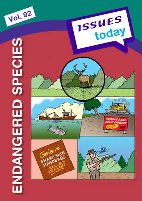 Endangered Species - Issues Today Series 92 (Paperback)