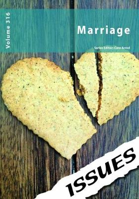 Marriage - Issues Series 316 (Paperback)