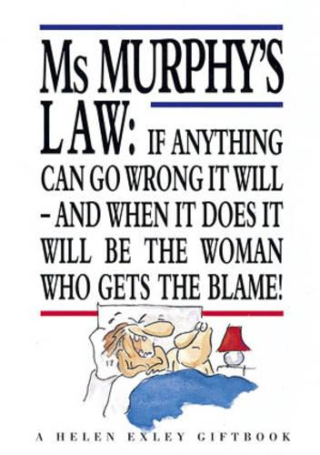 Ms Murphy's Law (Paperback)