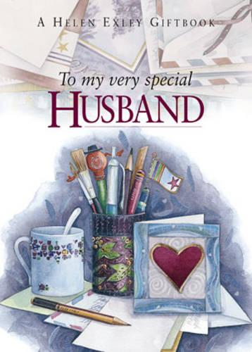 To My Very Special Husband - To-Give-and-to-Keep S. (Hardback)