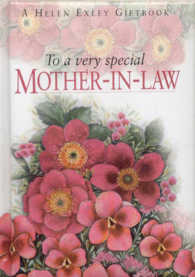 To a Very Special Mother-in-law - To-Give-and-to-Keep S. (Paperback)