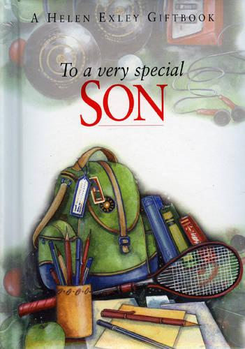 To a Very Special Son - To-Give-and-to-Keep S. (Hardback)