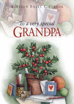 To a Very Special Grandpa - To-Give-and-to-Keep S. (Hardback)