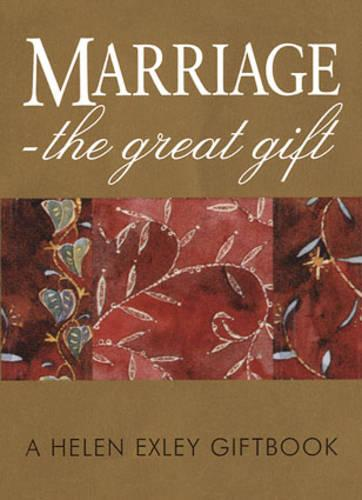 Marriage: The Great Gift - Jewels S. (Hardback)