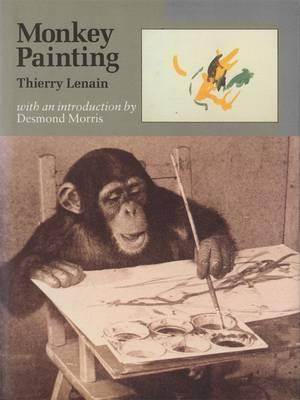 Monkey Painting - Animal (Hardback)