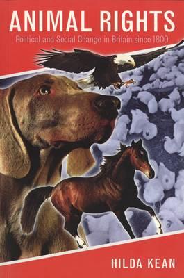 Animal Rights: Political and Social Hb (Hardback)