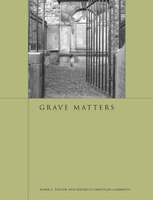 Grave Matters (Paperback)