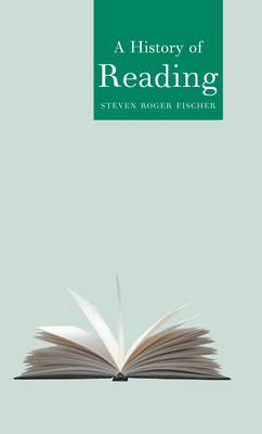 A History of Reading - GLOBALITIES (Paperback)