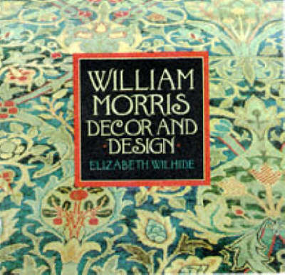 WILLIAM MORRIS (REDUCED) (Paperback)
