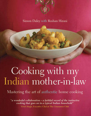 Cooking with my Indian mother in law (Hardback)