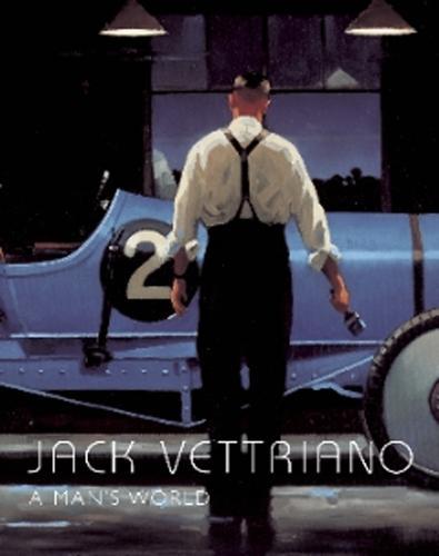 Jack Vettriano: A Man's World (Hardback)