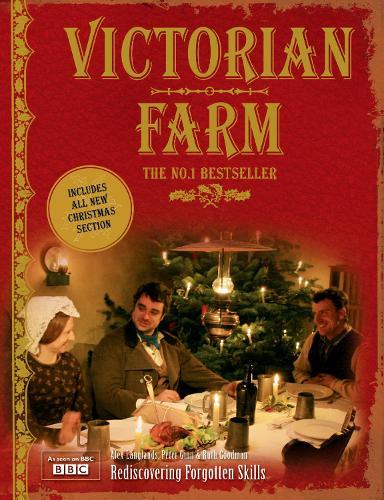 Victorian Farm - Christmas Edition (Hardback)