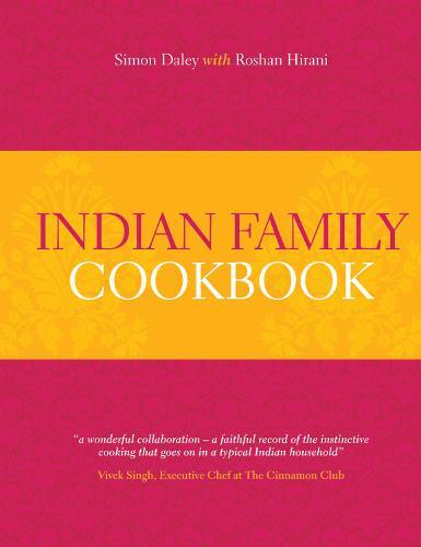 Indian Family Cookbook (Hardback)
