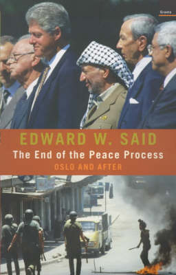 The End of the Peace Process: Oslo and After (Paperback)