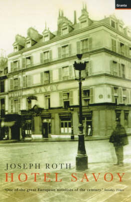 Hotel Savoy (Paperback)