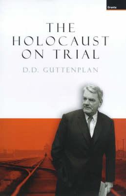 Holocaust on Trial (Hardback)