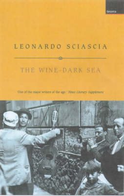 Wine Dark Sea (Paperback)