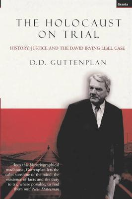 Holocaust on Trial (Paperback)