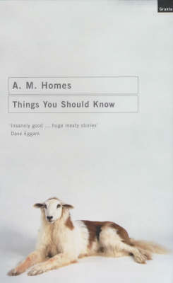 Things You Should Know (Paperback)