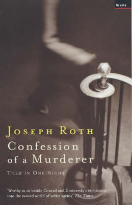Confession Of A Murderer (Paperback)