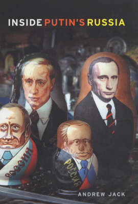 Inside Putin's Russia (Hardback)