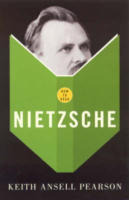 How to Read: Nietzsche (Paperback)