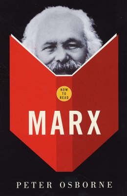 How To Read Marx - How to Read (Paperback)