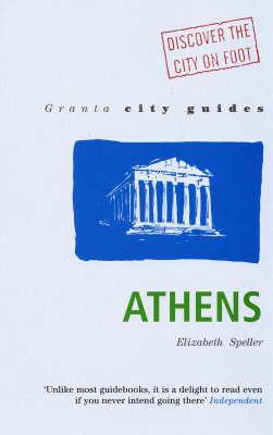 Athens - Granta City Guides (Paperback)