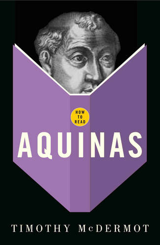 How to Read Aquinas - How to Read (Paperback)