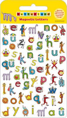 New Magnetic Letters - Letterland S.