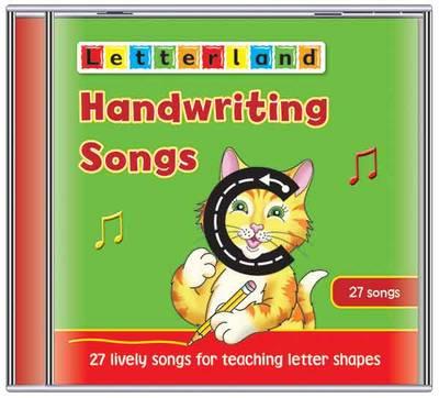 Handwriting Songs - Letterland S. (CD-Audio)