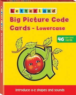 Big Picture Code Cards - Letterland S.