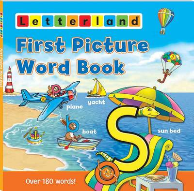 First Picture Word Book - Letterland Picture Books S. (Paperback)