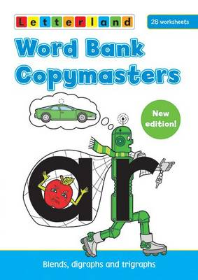 Wordbank Copymasters - Letterland S. (Paperback)