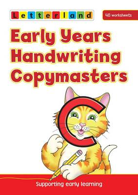 Early Years Handwriting Copymasters - Letterland S. (Paperback)