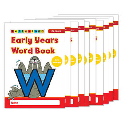 Early Years Wordbook - Letterland S. (Paperback)