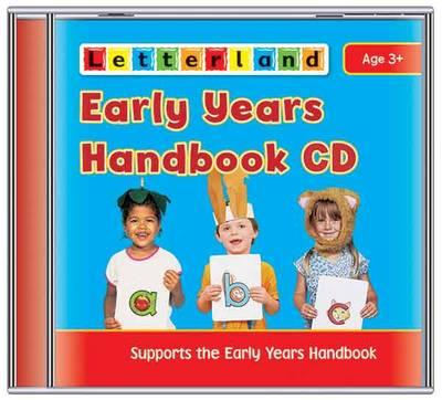 Early Years Handbook - Letterland S. (CD-Audio)