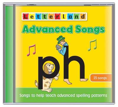 Advanced Songs - Letterland S. (CD-Audio)