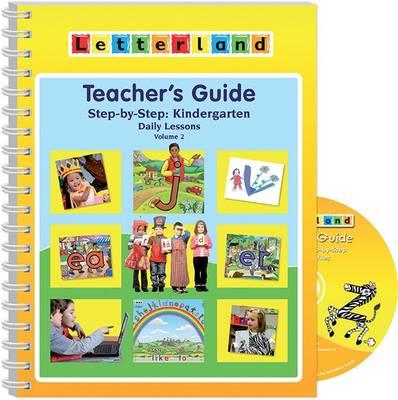 Kindergarten Teacher's Guide: v. 2